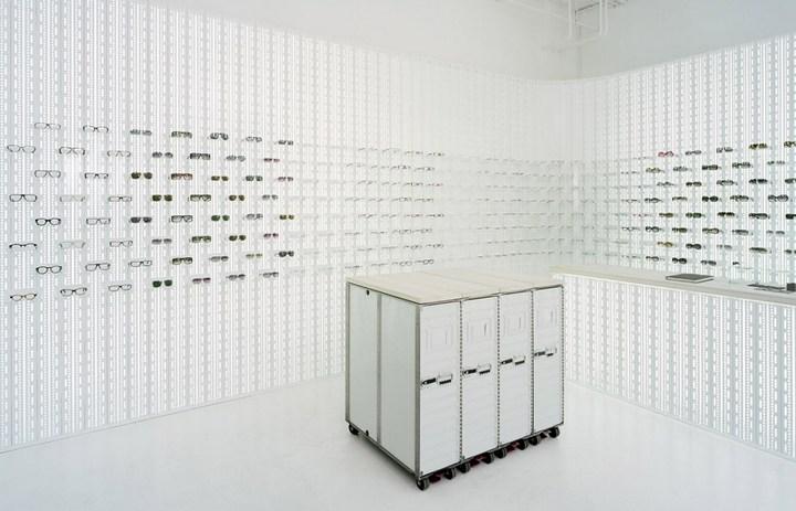 Mykita berlin retail design blog for Design shop berlin