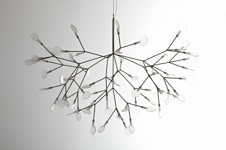 Aside From The Fact That This Heracleum Lighting Has A Very Organic Look Thanks To Its Branching Aesthetic It Is Doubly Beautiful Because Reminds Me Of