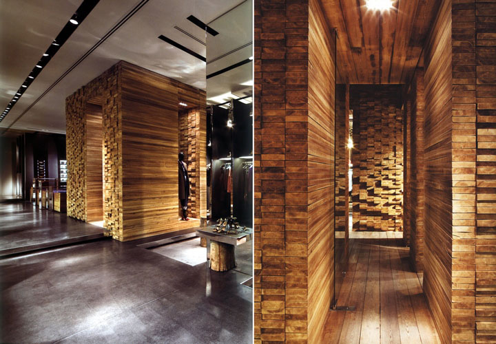 Dsquared2, Milan » Retail Design Blog