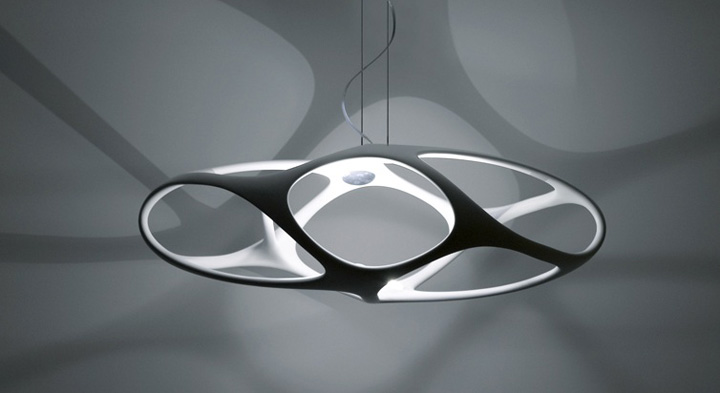 Andromeda Lamp By Ross Lovegrove Retail Design Blog