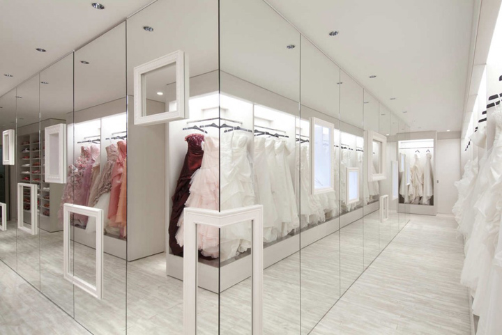 wedding retail design blog