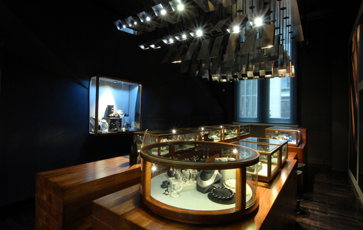 Bunda Boutique Snell Architects 02 Jewellery Shop Design of Bunda Boutique by Snell Architects, Sydney