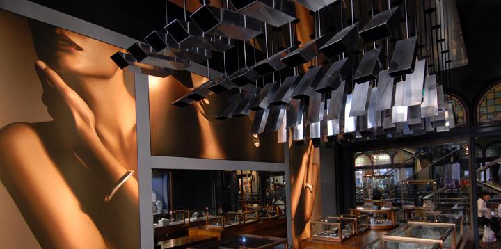 Bunda Boutique Snell Architects 03 Jewellery Shop Design of Bunda Boutique by Snell Architects, Sydney