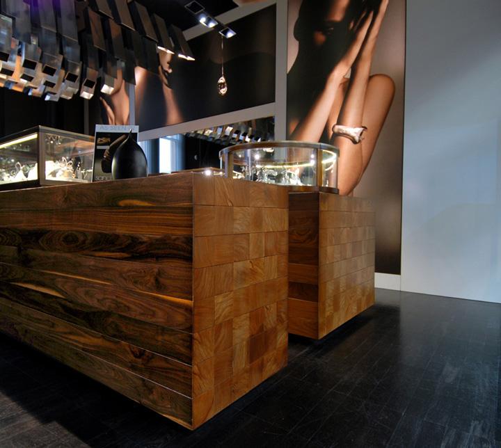 Bunda Boutique Snell Architects 04 Jewellery Shop Design of Bunda Boutique by Snell Architects, Sydney