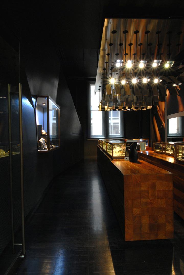 Bunda Boutique Snell Architects 06 Jewellery Shop Design of Bunda Boutique by Snell Architects, Sydney