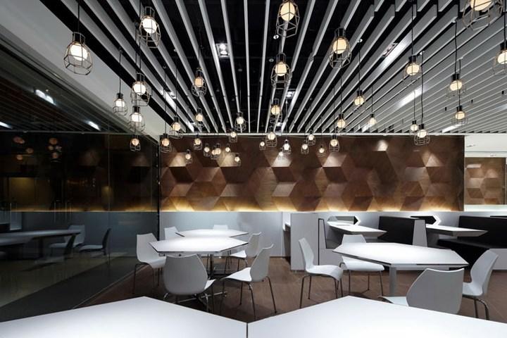 Restaurant Meat Casing Interior Design
