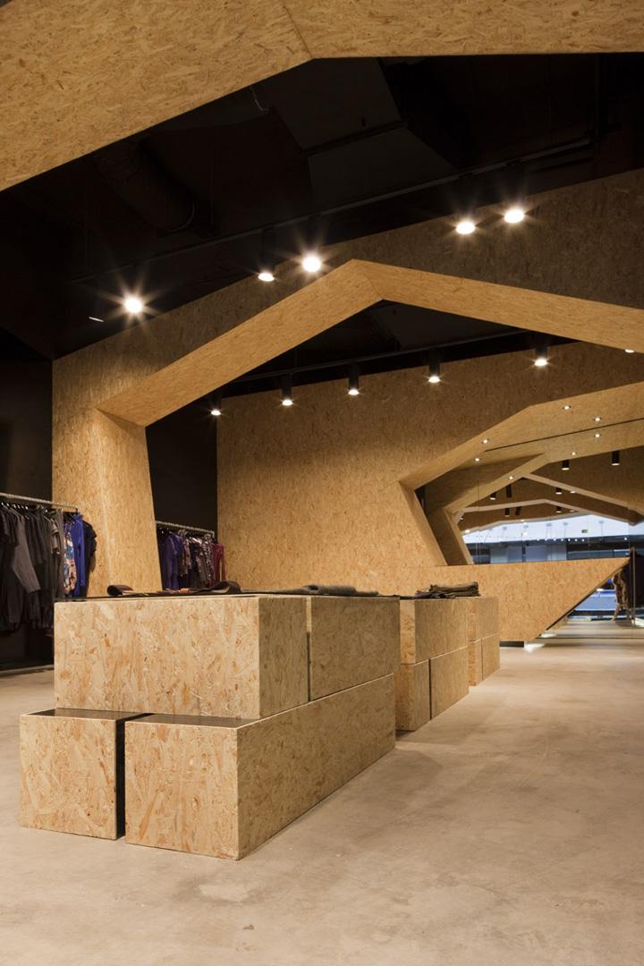 187 Fashion Store Interior Fame Agenda By Matt Gibson Melbourne