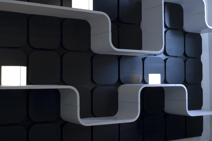 Growing Shelves by Maarten De Ceulaer
