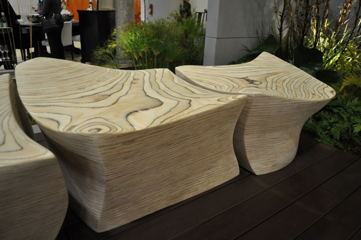 L5 Series Benches By Marie Khouri And Collaboration
