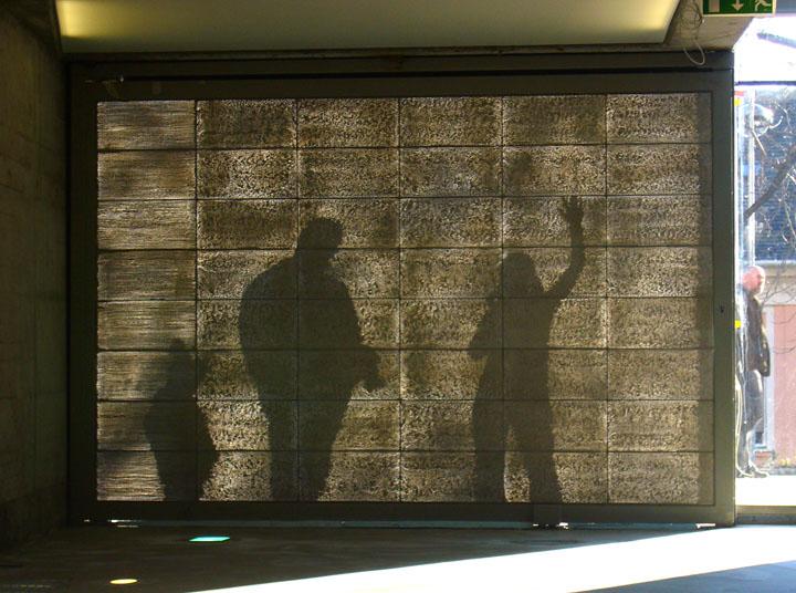 187 Litracon Transparent Concrete