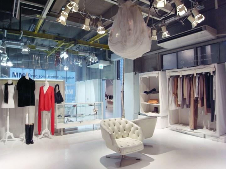 Maison Martin Margiela Tokyo 187 Retail Design Blog