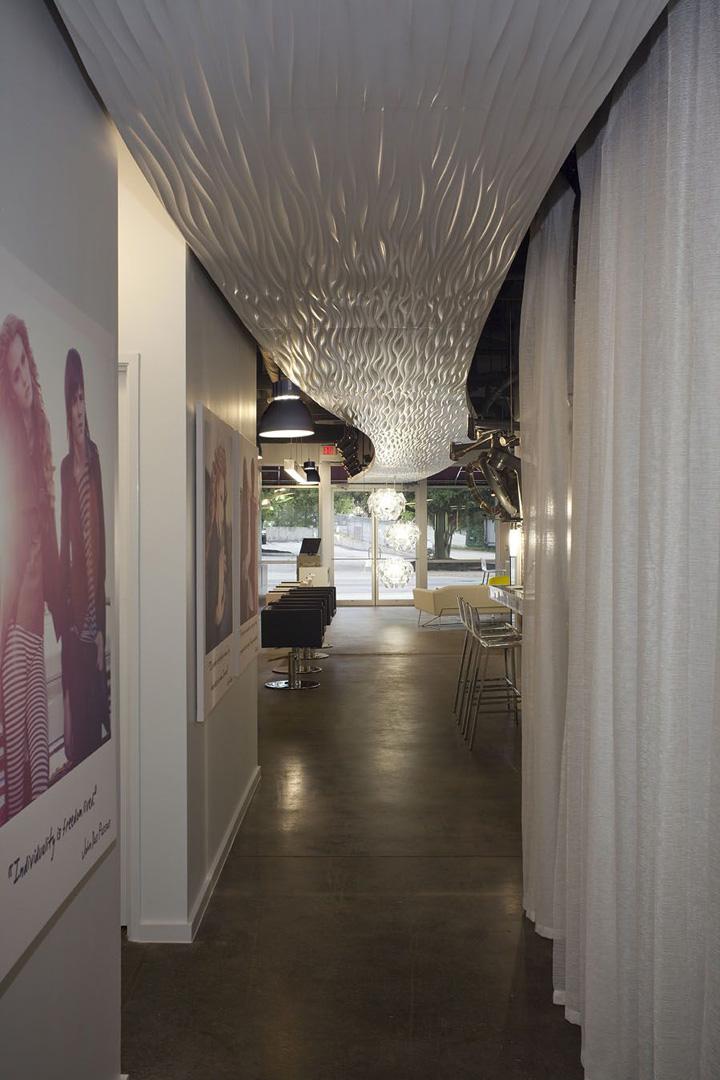 Propaganda Hair Salon By Dick Clark Architecture 187 Retail