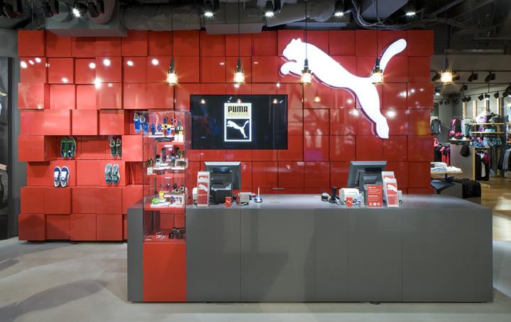 187 Puma Store By Plajer Amp Franz Studio Tokyo Harajuku