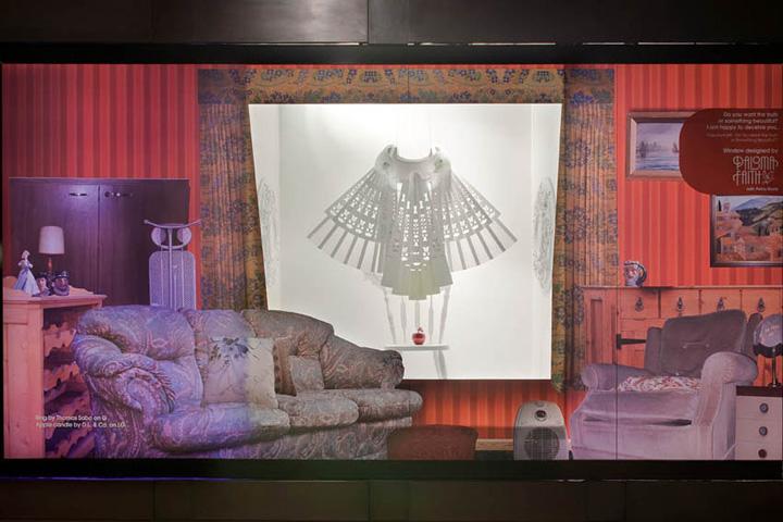 Selfridges Windows Hit Songs In 3d 187 Retail Design Blog
