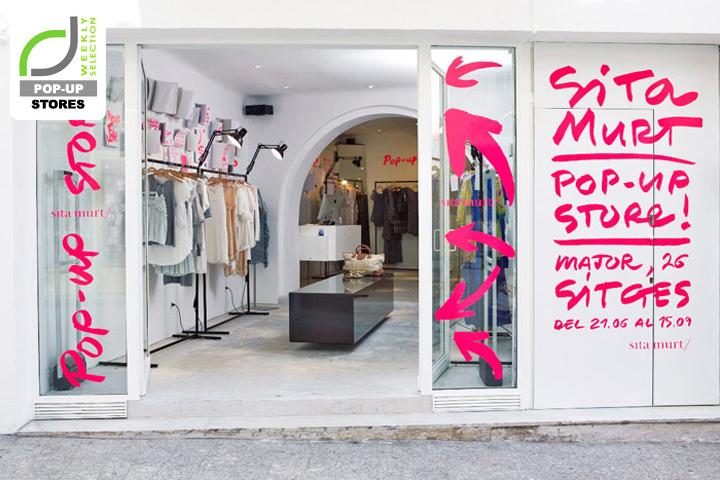 Pop up store retail design blog - Designer pop up store ...