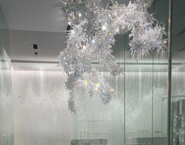 Swarovski Store Ginza 187 Retail Design Blog