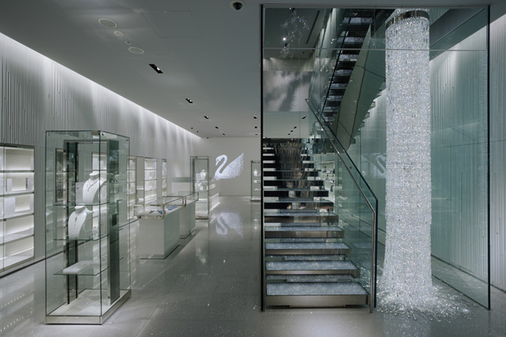 Swarovski Store Ginza also Sadp Tool also Scottish Crime C us Gartcosh together with Phase One Opens At Bangkok Central Embassy By Al a as well 539 Robert Venturi. on architecture vertical patterning