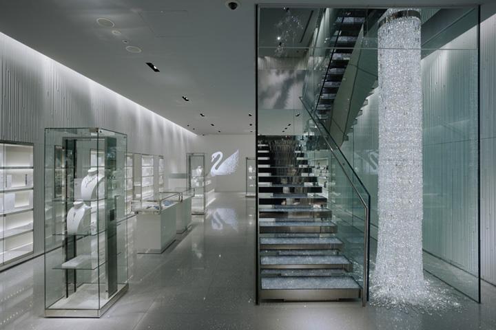 crystal - Swarovski Interior Design