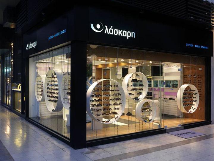 Optic retail design blog for Design shop