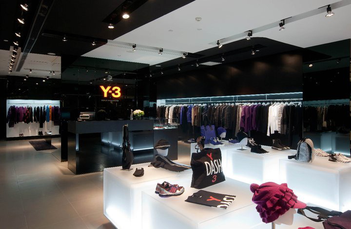 Country Store Spokane >> » Adidas Y-3 store, Beijing