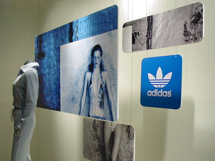 187 Adidas Activating An Iconic Brand At Retail By Partly