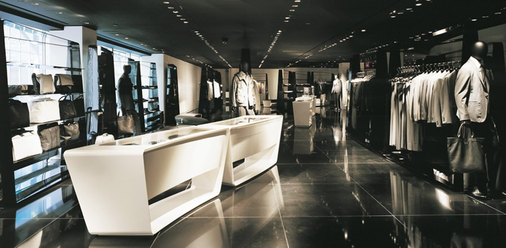 Armani store New York 02 u00bb Retail Design Blog