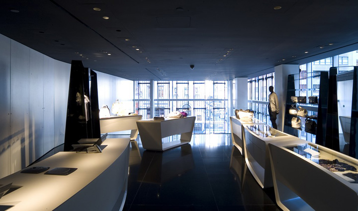 Armani store new york 04 retail design blog for Armani store nyc