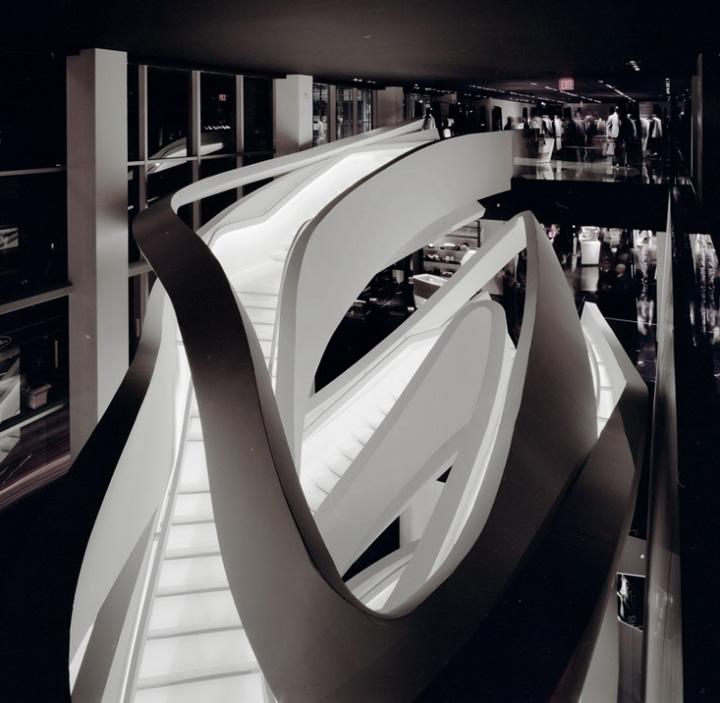 Armani store new york 08 retail design blog for Armani store nyc