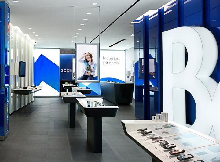 Bell by Burdfifilek, Toronto » Retail Design Blog