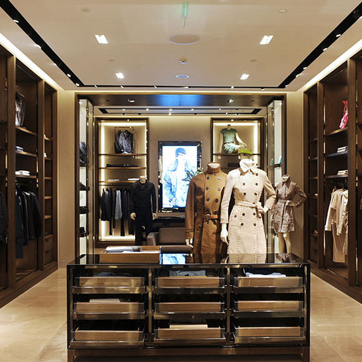 Burberry Flagship Store Beijing Retail Design Blog