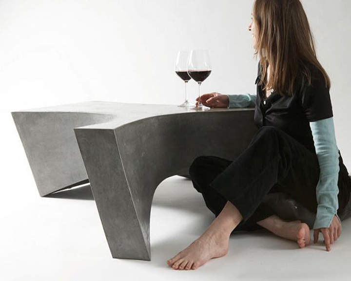 Coffee Tables By Daniel Meise