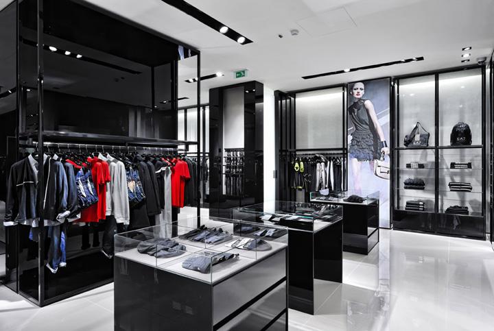 187 Emporio Armani Store By Giorgio Armani Belgrade