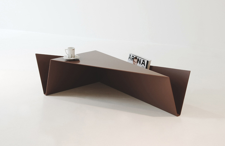 Gorge Coffee Table By Ramei Keum