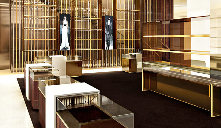 Gucci flagship store 5th Avenue, New York
