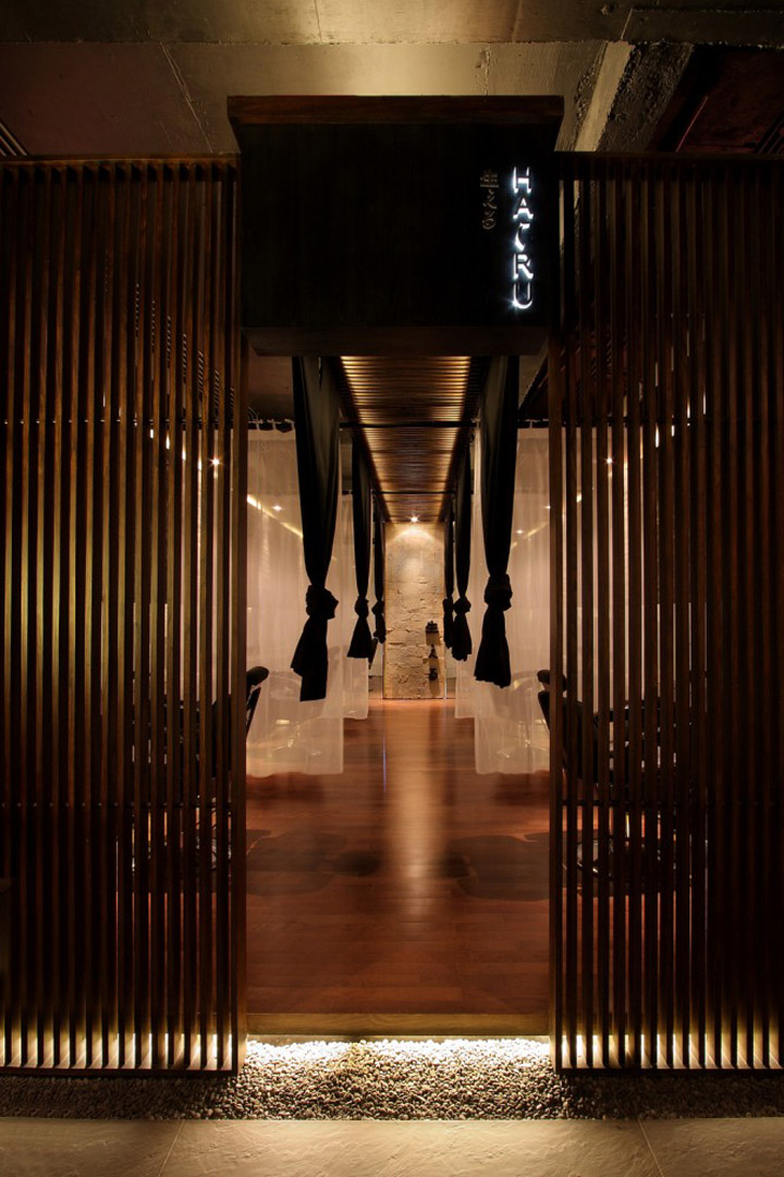 Interior Design Ideas: Japanese Hair Salon Hairu By Chrystalline Architect