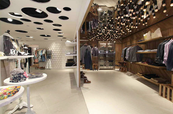 17d8cf3bab For this new multi-brand store by the leading fashion retailer