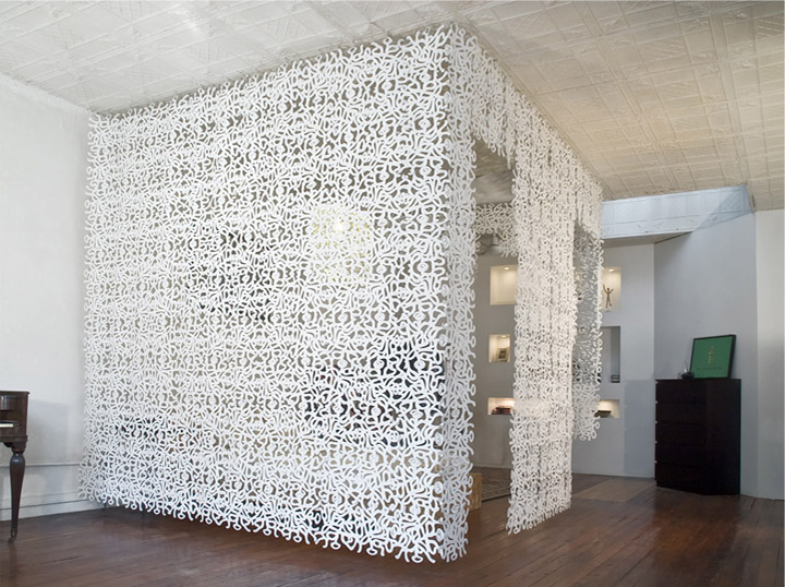 Room dividers retail design blog - Decorative partitions room divider ...