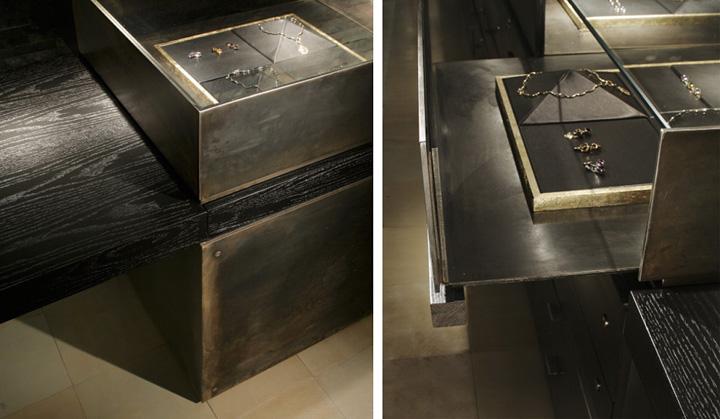 Manfredi Jewelry Store by De-spec, New York » Retail Design Blog