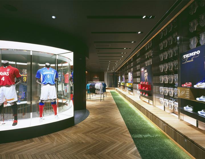 NIKE HARAJUKU by Wonderwall, Tokyo » Retail Design Blog