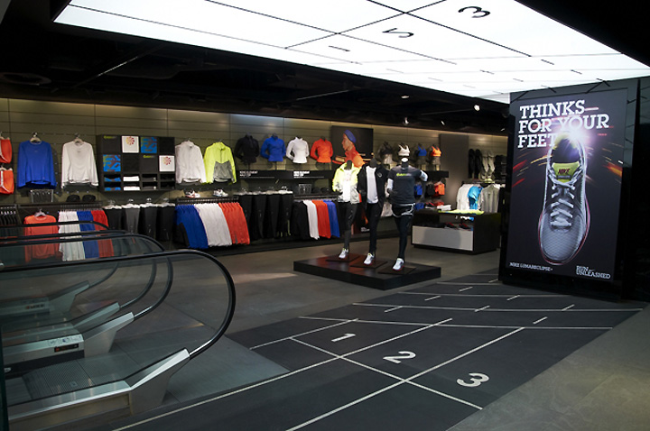 187 Nike Town London Updated