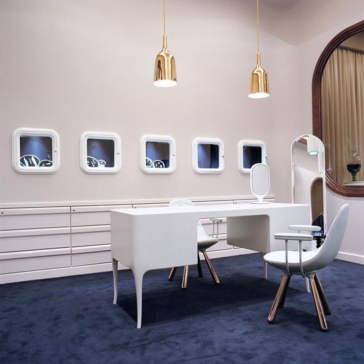 Interior Decorating Stores: » Octium Jewelry Store Design By Jaime Hayon, Kuwait