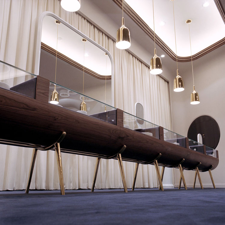 Where Do Interior Designers Shop: » Octium Jewelry Store Design By Jaime Hayon, Kuwait