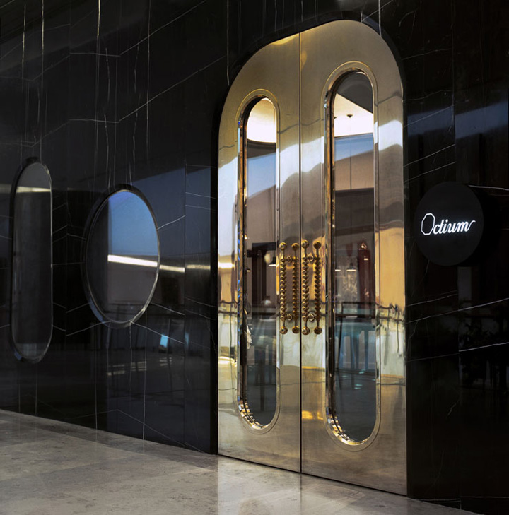 Octium jewelry store design by jaime hayon kuwait for International decor gates