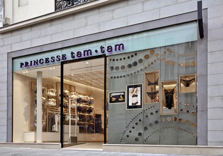 187 Princesse Tam Tam Store By Uxus