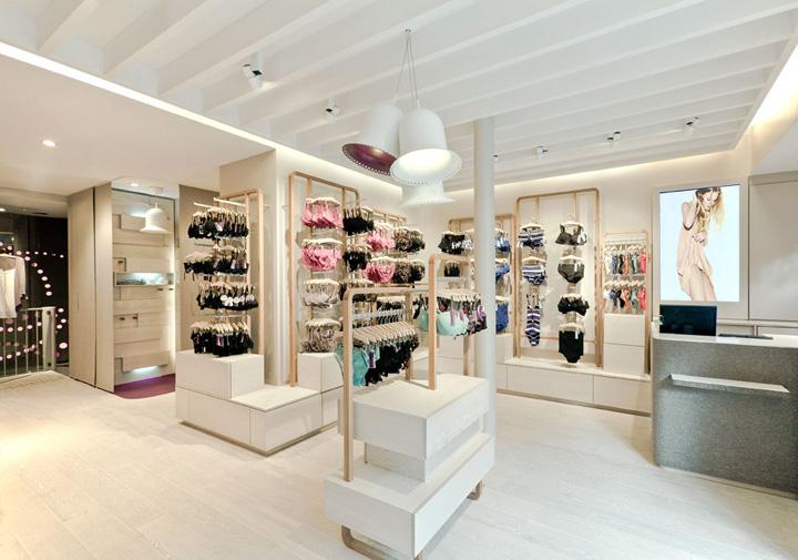Princesse Tam Tam store by UXUS » Retail Design Blog