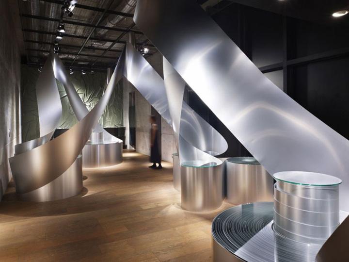 Rolls By Sinato At Diesel Denim Gallery Tokyo 187 Retail