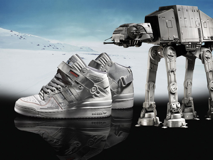 The Adidas Originals Star Wars Collection 03 The Adidas Originals Star Wars Collection 2010