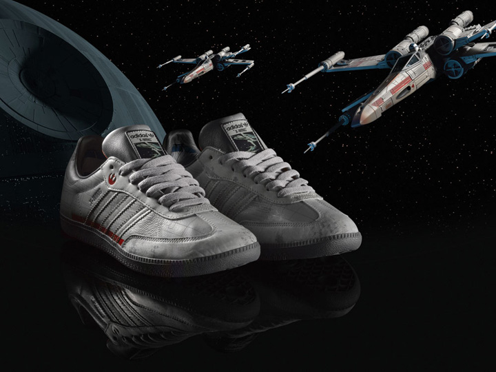 The Adidas Originals Star Wars Collection 2010 696bc431fc389