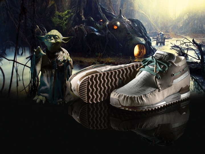 The Adidas Originals Star Wars Collection 05 The Adidas Originals Star Wars Collection 2010