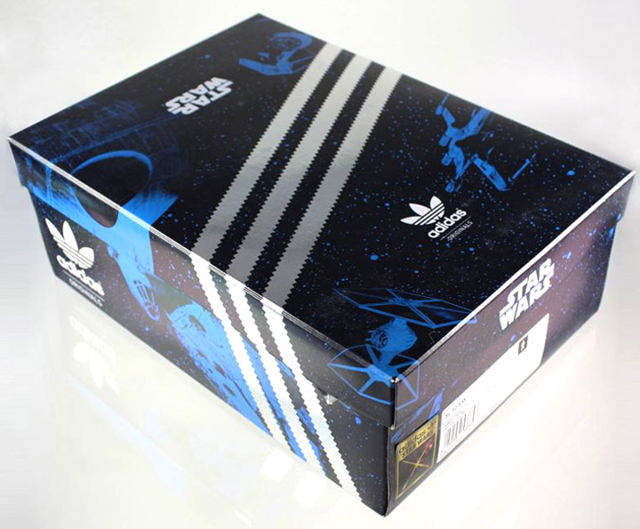 The Adidas Originals Star Wars Collection 07 The Adidas Originals Star Wars Collection 2010